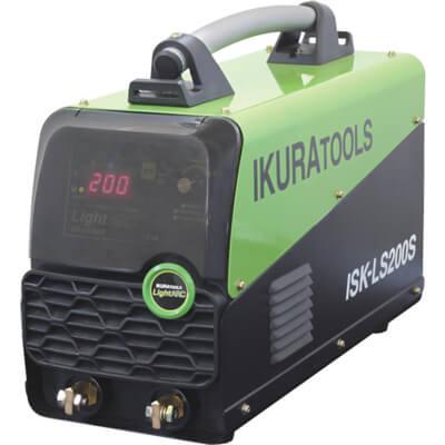 イクラ インバータ制御直流アーク溶接機(電撃防止機能付) ISK-LS200S
