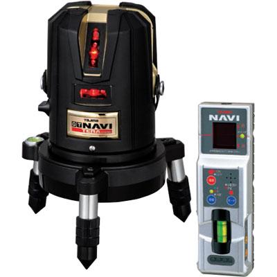 タジマ NAVI(追尾)TERA(高輝度)レーザー墨出し器 GT4R-NXi