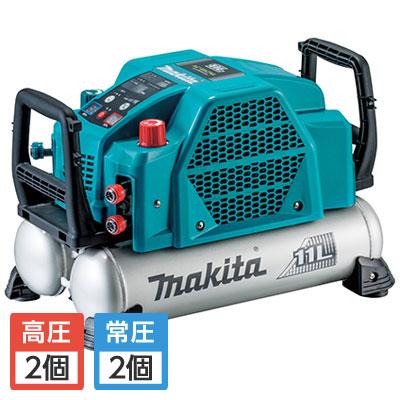 マキタ 一般圧/高圧エアコンプレッサ 11L AC462XL