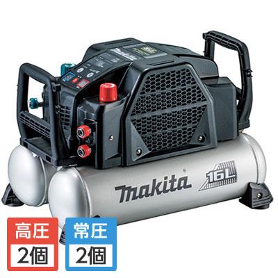 マキタ 一般圧/高圧エアコンプレッサ 16L AC462XGB