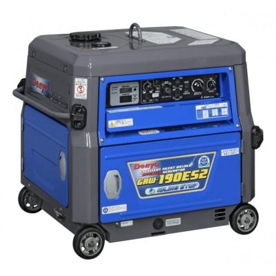 発電機兼用溶接機