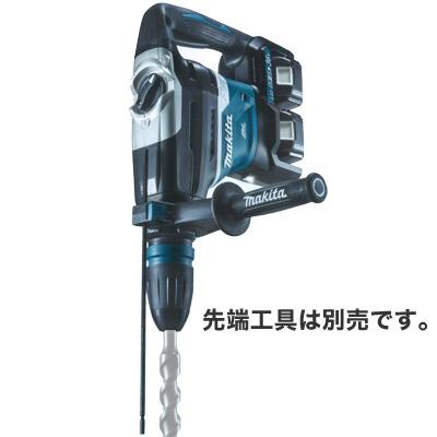マキタ 40mm 36V(18V+18V)充電式ハンマードリル SDSマックス HR400DPG2