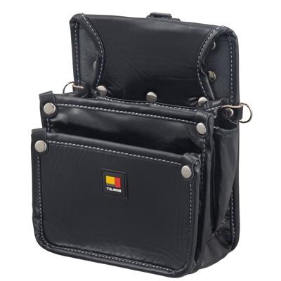 タジマ SFKBN-KG2S 着脱式腰袋 釘袋2段小 (サイドグリップ付)