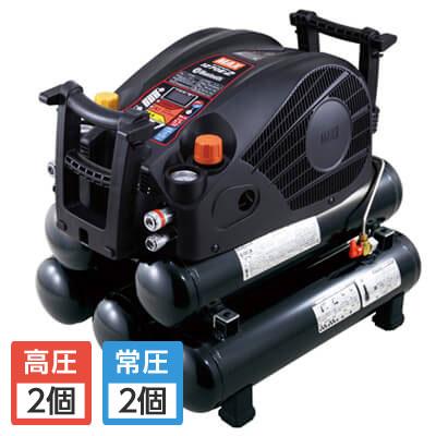 マックス 高圧/常圧エアコンプレッサ 無線接続 AK-HL1270E2(27L)