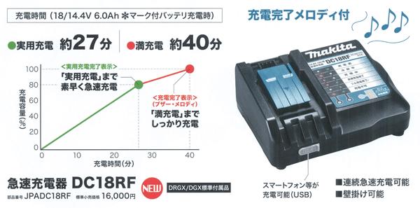 マキタ 14.4V充電式インパクトドライバー TD161D9