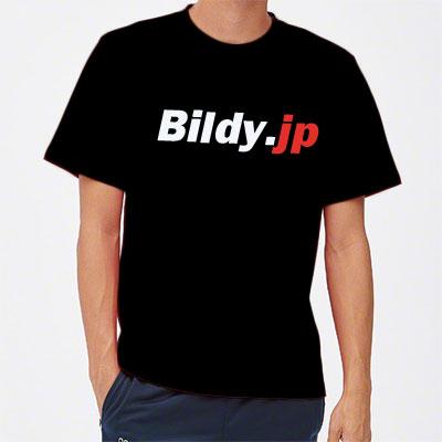 ビルディ オリジナルTシャツ