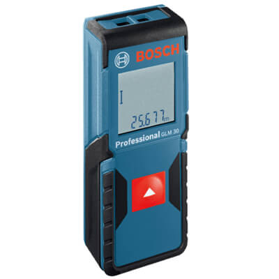ボッシュ レーザー距離計 GLM30