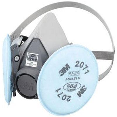 3M 取替え式防じんマスク 6000/2071-RL2