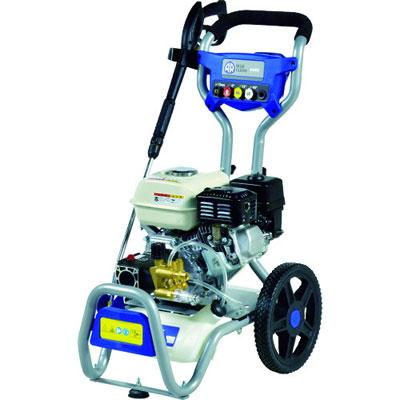 スーパー工業 (エンジン式高圧洗浄機)コンパクト&カート型 BLUE CLEAN 1440