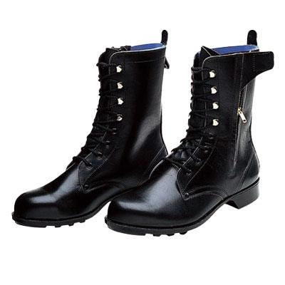 ドンケル チャック付き安全靴 604T