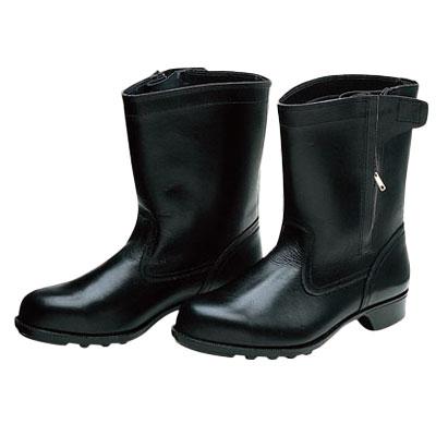 ドンケル チャック付き安全靴 606T