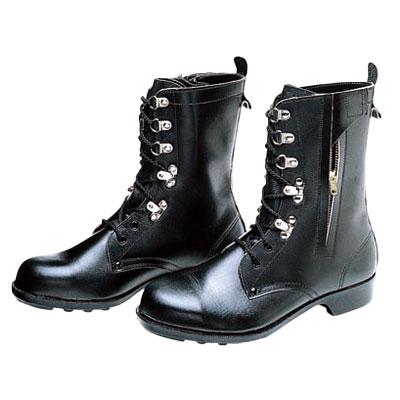 ドンケル チャック付き安全靴 640