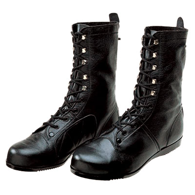 ドンケル 高所・構内用安全靴 出初め長編上靴