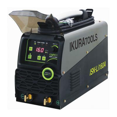 イクラ ライトアーク ポータブルバッテリー溶接機 ISK-Li160A