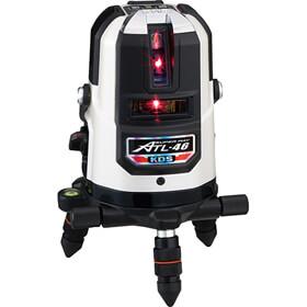 ムラテックKDS 高輝度レーザー墨出し器 (バッテリー、充電器別売) ATL-46A