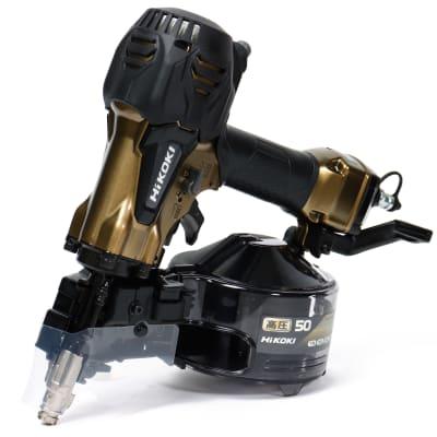 HiKOKI(日立工機) 50mm 高圧ロール釘打機 NV50HR2