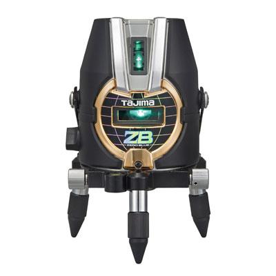 タジマ ブルーグリーンレーザー墨出し器 【乾電池タイプ】 ZERO BLUE ZEROB-KYR