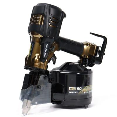 HiKOKI(日立工機) 90mm 高圧ロール釘打機 NV90HR2