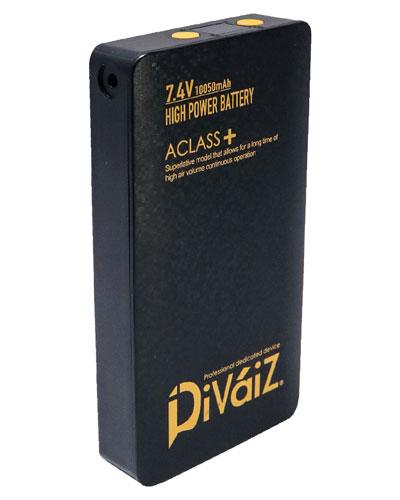 CHUSAN Divaiz ハイパワーバッテリー 10050mAh 専用AC充電器付き 9927