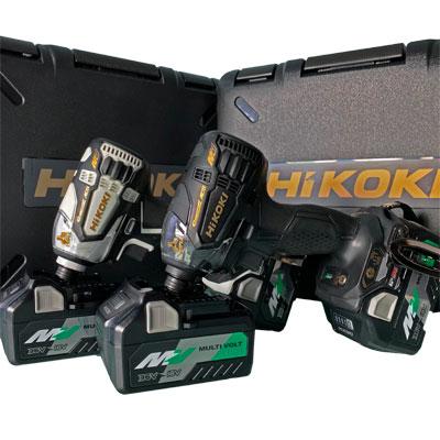 HiKOKI(日立工機) 限定色 マルチボルト 36V 充電式インパクトドライバー WH36DA