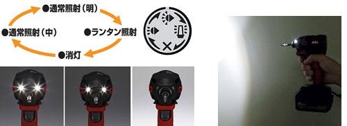 マックス 18V/14.4V 充電式インパクトドライバ (スライド式正逆回転スイッチ) PJ-ID1536
