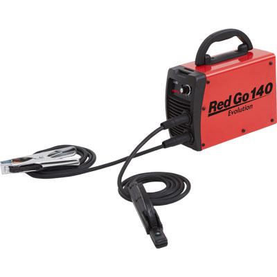 スズキッド 100V/200V兼用直流インバータ溶接機 レッドゴー140エボリューション IRG-140E