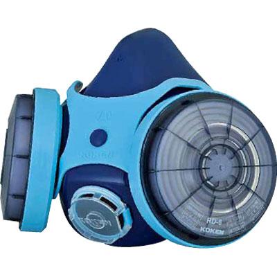 興研 取替え式防じんマスク アルファリングフィルタ RL3 7121R-03型