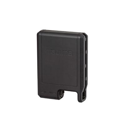 タジマ 清涼ファン風雅ベスト バッテリー FB-BT7455BK-N
