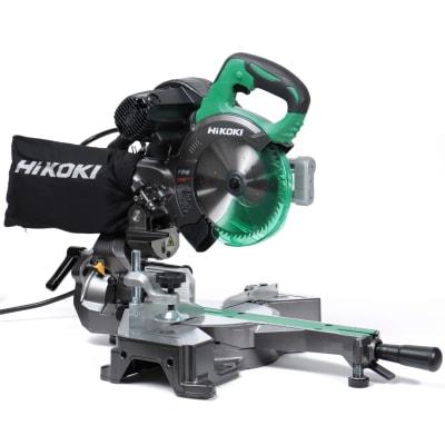 HiKOKI(日立工機) 165mm 卓上スライド丸のこ C6RSHD