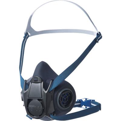 重松 防じん・防毒マスク TW02S