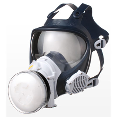 重松 電動ファン付き呼吸用保護具(本体のみ) Sy185