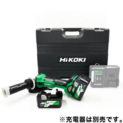 100mm充電式ディスクグラインダー(ブレーキ付) スライドスイッチ G3610DA
