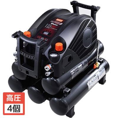 マックス 高圧専用エアコンプレッサ 無線接続 27L AK‐HH1270E3ブラック 27L