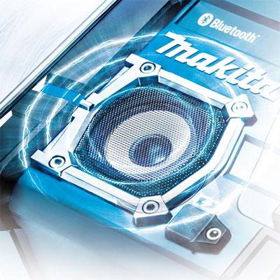 マキタ 充電機能付ラジオ MR3004