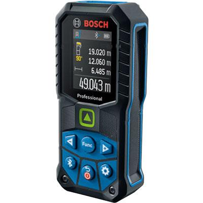 """ボッシュ グリーンレーザー距離計(""""スマキョリ""""データ転送機能付) GLM50-27CG"""